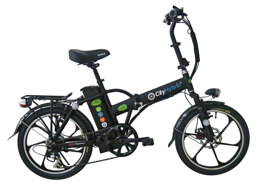 דגמי Green Bike